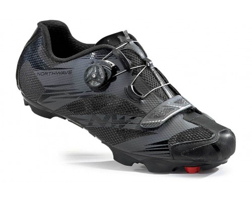 SAPATOS NW SCORPIUS 2 PLUS BLACK/ANTRA